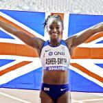 Dina Asher-Smith set for Karlsruhe 60m