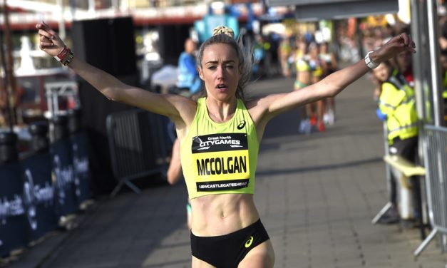 Eilish McColgan runs fast '10km' in Dubai – weekly round-up