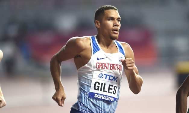 Elliot Giles and Laura Weightman excel in Doha