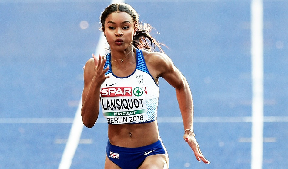 Sawyers selected and Lansiquot to race 100m in Doha