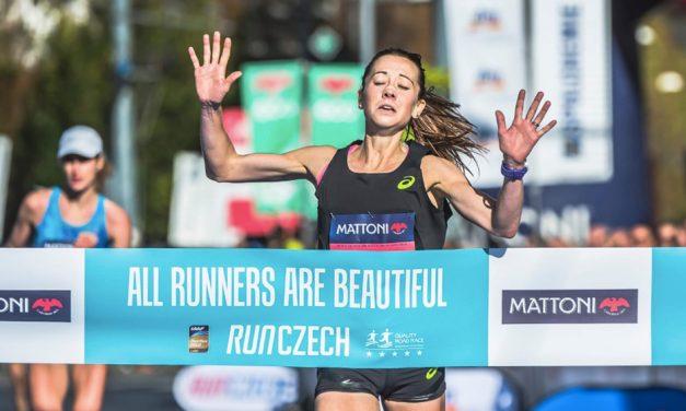 Jessica Piasecki wins Ústí nad Labem Half Marathon – weekly round-up