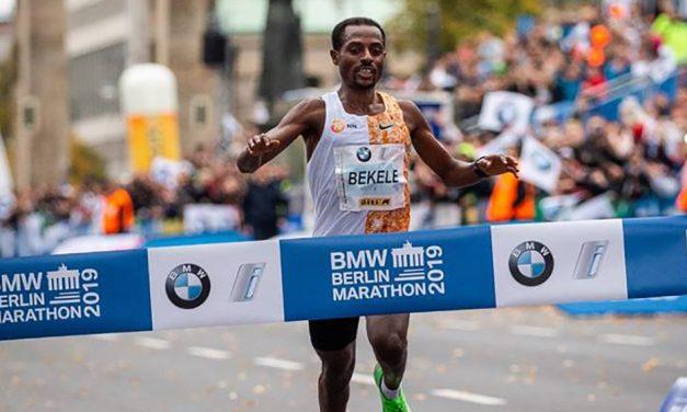 Bekele in Berlin kick-starts autumn marathon bonanza