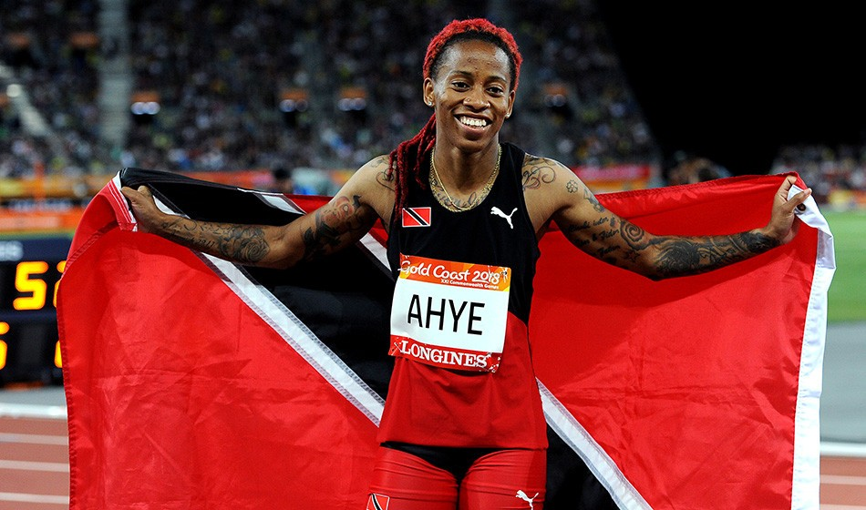Michelle-Lee Ahye gets two-year ban