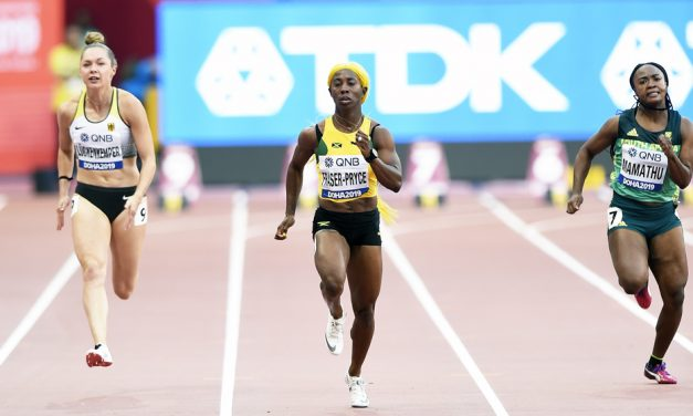 Shelly-Ann Fraser-Pryce runs 100m world lead in Kingston – weekly round-up