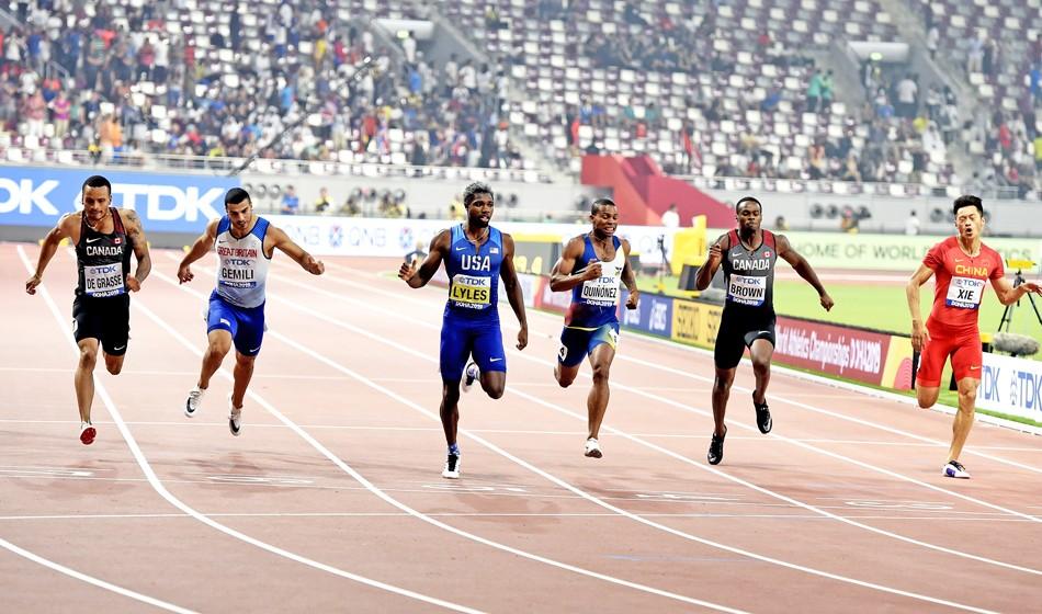 World Athletics discusses Oregon 21 delay