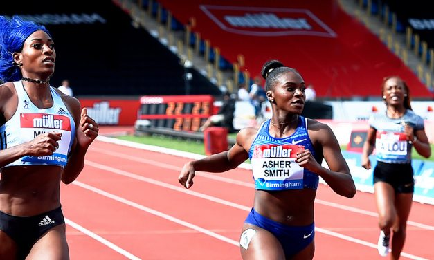 Logo rules set to be relaxed by IAAF