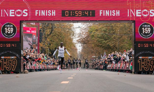 Physiology: What it takes to run a two-hour marathon
