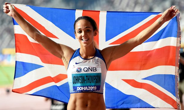 Katarina Johnson-Thompson and Adam Gemili on Athletics Association board