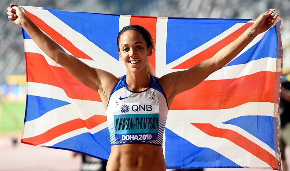 Katarina Johnson-Thompson and Adam Gemili on Athletics Association board