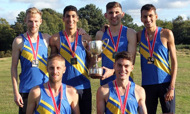 Leeds and Tonbridge take titles at English National Road Relays