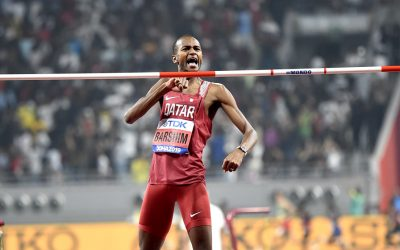 Mutaz Essa Barshim rises to the occasion in Qatar