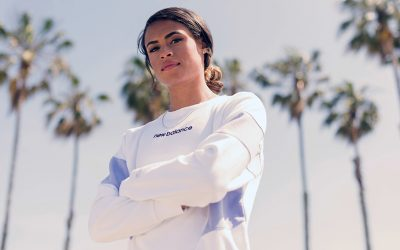 Rising star Sydney McLaughlin