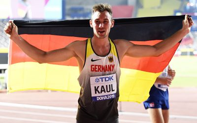 Surprise decathlon win for Niklas Kaul