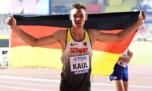 Surprise decathlon win for Niklas Kaul