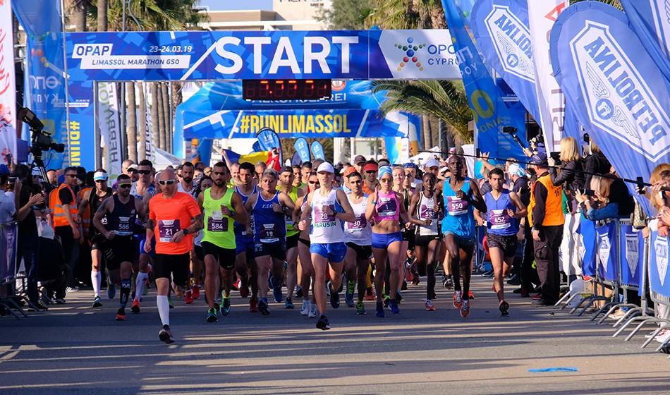 Run Limassol for world rankings