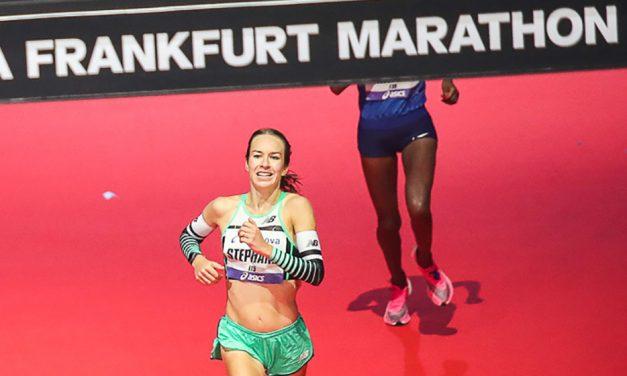 Steph Twell breaks Scottish marathon record in Frankfurt