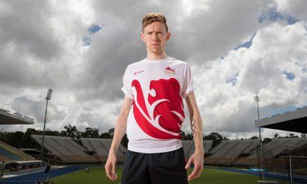 Birmingham 10,000m walk boosts Bosworth's treble aim