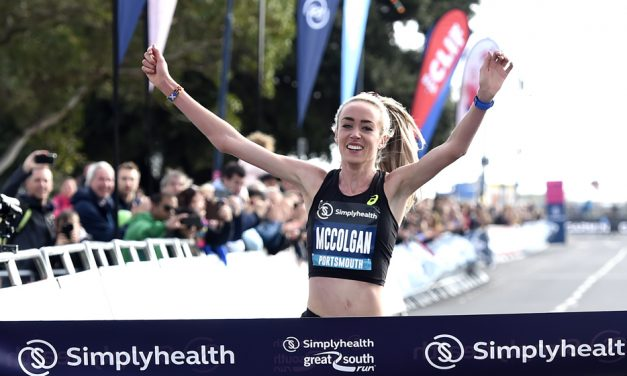 Eilish McColgan goes for Great South Run win No.3