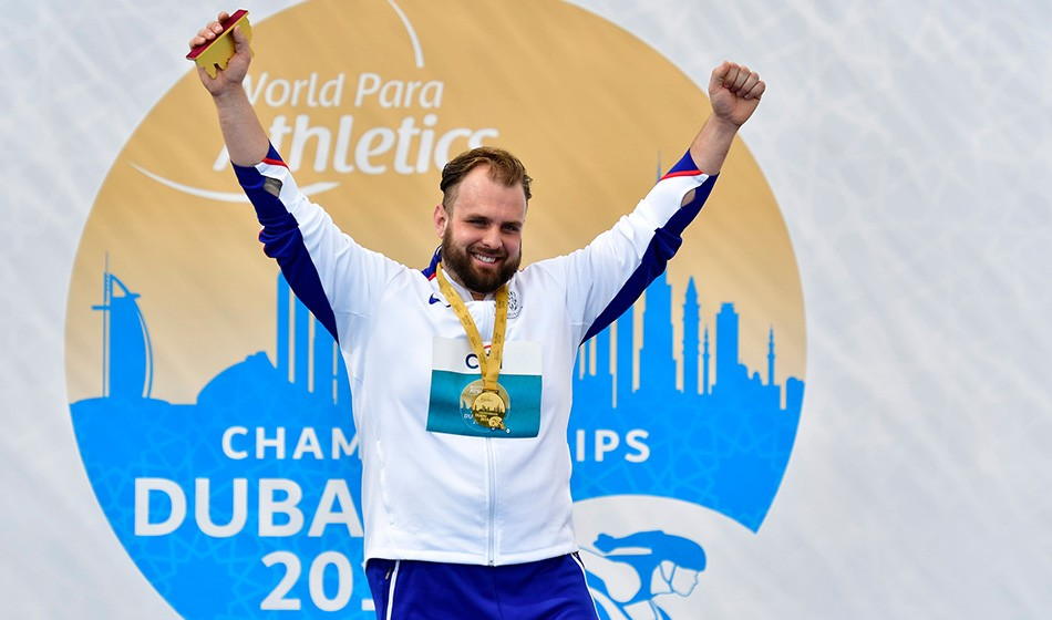 Kobe World Para Athletics Championships postponed to 2022