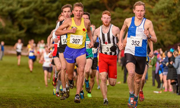 Andrew Butchart wins fifth Scottish cross country title – weekly round-up