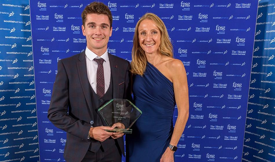 Callum Hawkins named FPSG Scottish athlete of the year