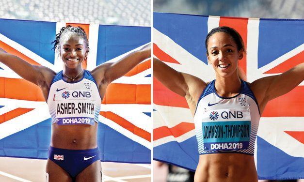 British athletics annual health check
