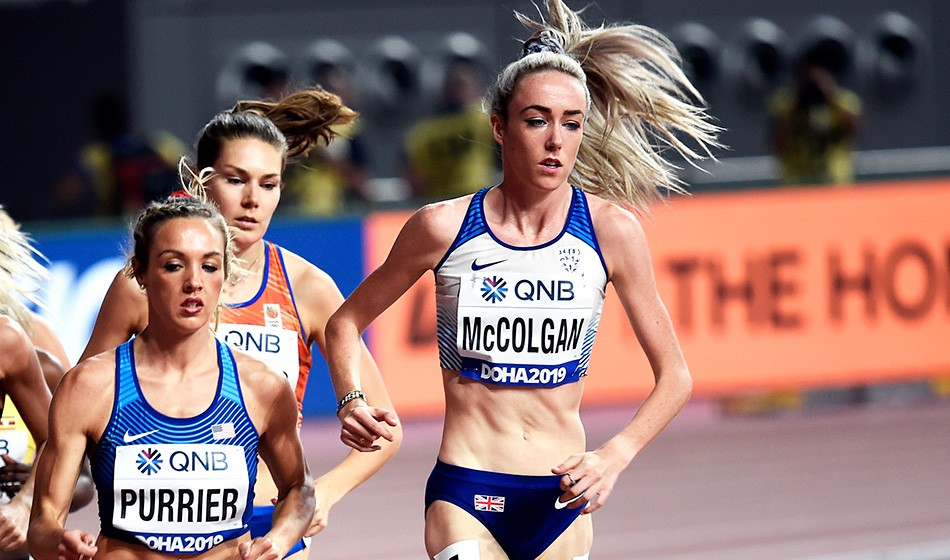 "Eilish McColgan: ""There are people cheating and that is just the way our sport is"""
