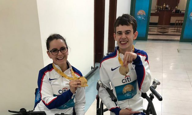 Race Runners strike gold for Britain in Dubai