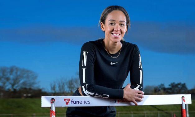 Katarina Johnson-Thompson's journey to the top