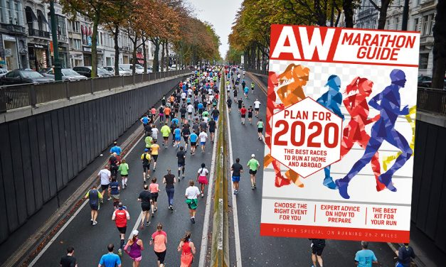 AW marathon guide 2019