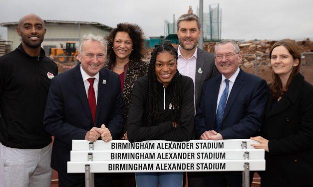 Alexander Stadium revamp gets green light