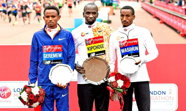 Mosinet Geremew and Mule Wasihun set for London Marathon return