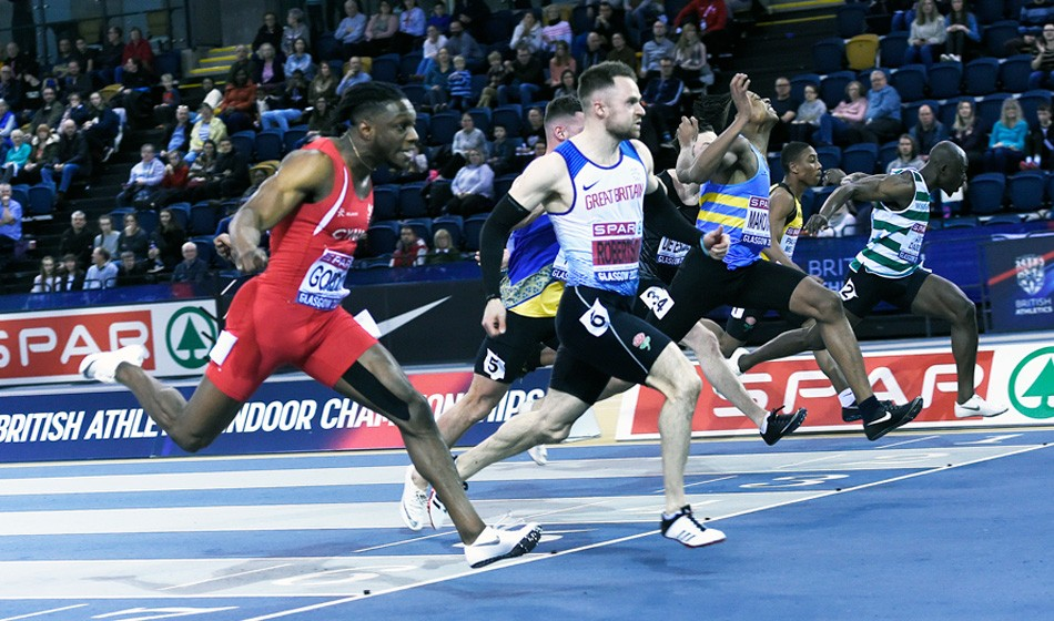 British Indoor Championships confirmed for Glasgow