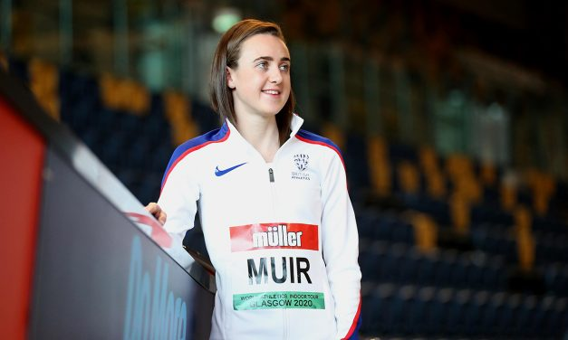 "Laura Muir: ""The faster Jemma's got, the closer we've got"""