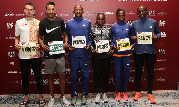 Fast fields set for Ras Al Khaimah Half Marathon