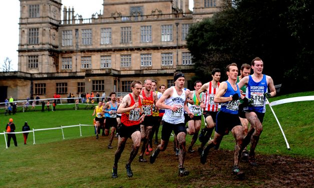Cross country runners on the hunt for English National treasure