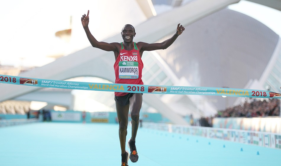 Road running championships added to global competition calendar