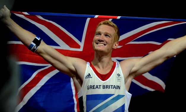 Greg Rutherford reflects on Super Saturday