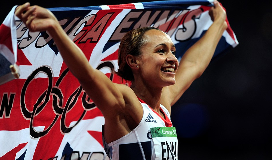 Jess Ennis-Hill's top 22 competitions