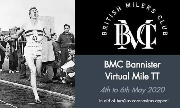 BMC Bannister Virtual Miles day one round-up