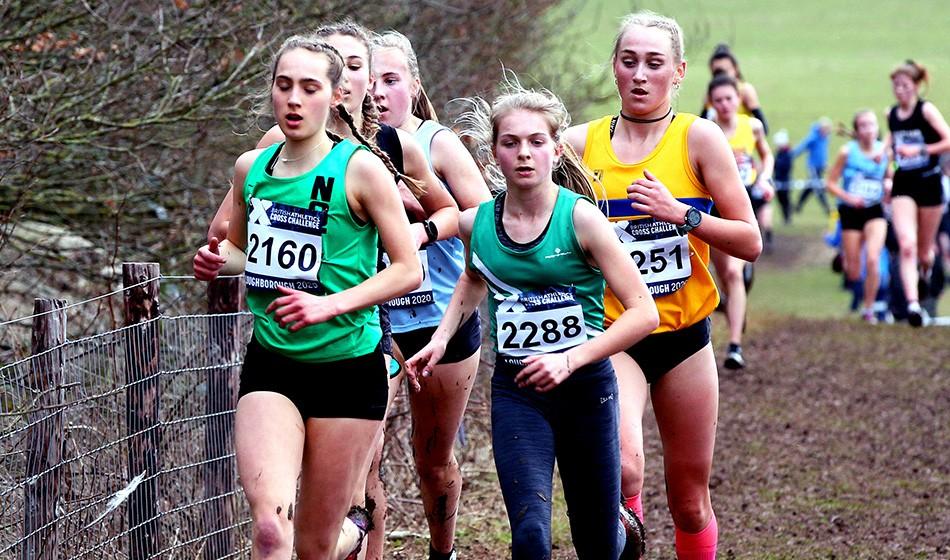 Cross country rankings 2019-20 – UK U17 women