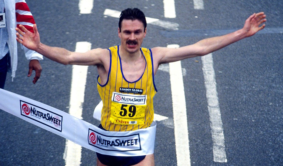 From the AW archive: Eamonn Martin's London Marathon victory