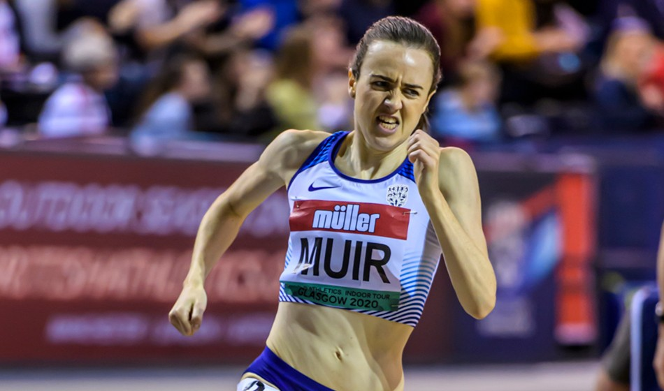 Laura Muir all set for Diamond League in Gateshead