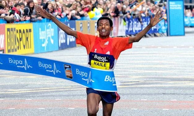 Great Manchester Run memories