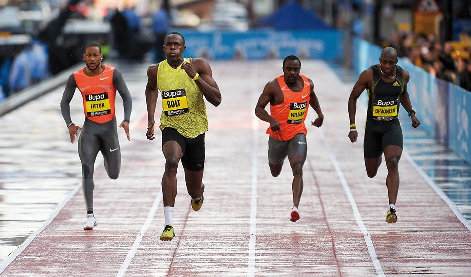 How to master the art of sprinting - AW