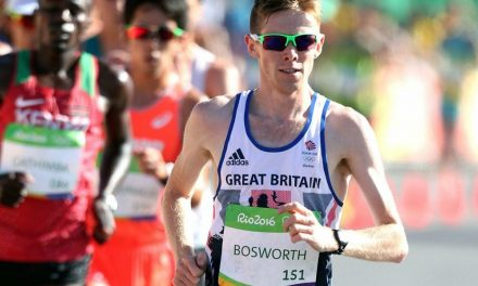 Tom Bosworth's words of Covid warning to athletes