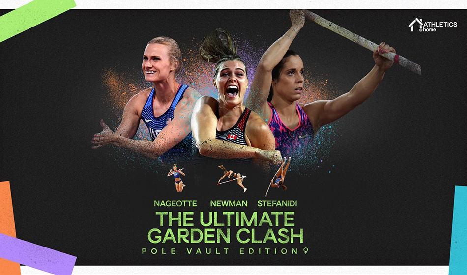 Ultimate Garden Clash returns with women's pole vault contest