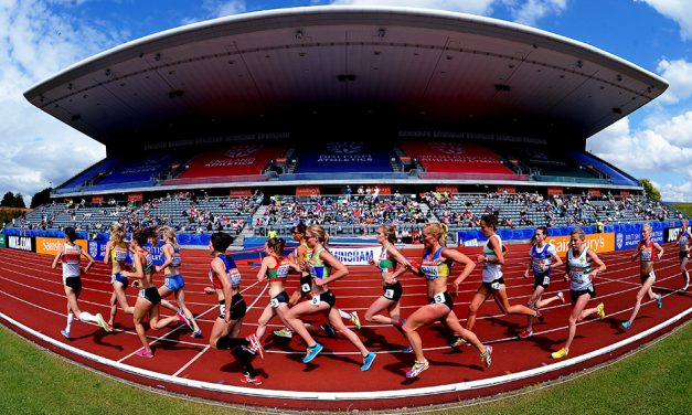 Ambitious 12-year plan for athletics in Britain launched