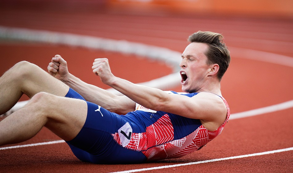 Karsten Warholm smashes world 300m hurdles best in Oslo - AW - Athletics Weekly