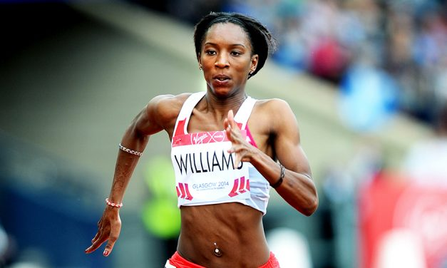 Sprinter Bianca Williams accuses police of 'racial profiling' after stop and search